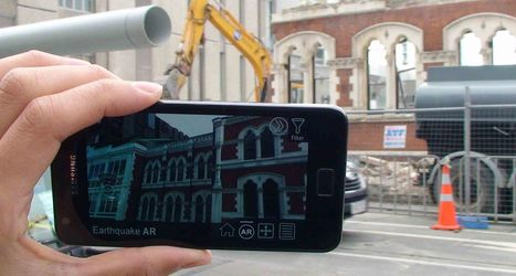 Augmented Reality in New Zealand | Transmedia: Storytelling for the Digital Age | Scoop.it