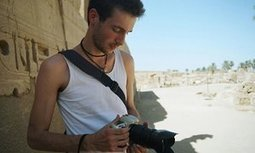 Tom Hurndall: a remarkable man's photographs of the Middle East | Global politics | Scoop.it