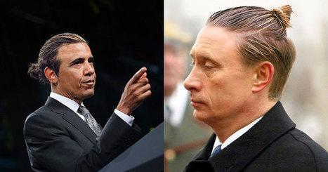 If Politicians Had Man Buns (27 Photos) | IELTS, ESP, EAP and CALL | Scoop.it