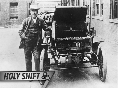 Why Electric Cars Ruled The Roads 100 Years Ago | News we like | Scoop.it