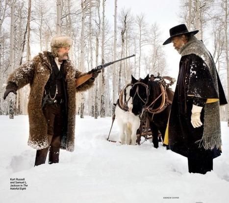 Digging into Quentin Tarantino's 'Hateful Eight' as New Images Leak - IndieWire | Actu Cinéma | Scoop.it