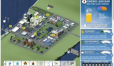 Jeux de ville, jeux de demain - Villes  - Les clés de demain - Le Monde.fr / IBM   Environnement urbain   Scoop.it