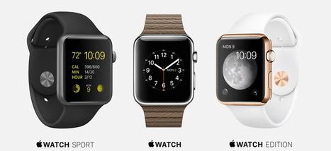 Apple Watch : 1 million de ventes en un week-end | Hightech, domotique, robotique et objets connectés sur le Net | Scoop.it