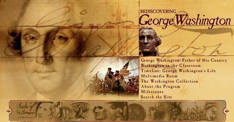 Rediscovering George Washington | PBS | So There Was a Revolution | Scoop.it