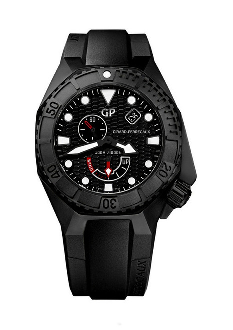 Girard-Perregaux Sea Hawk Watch   Watch Magazine   Scoop.it