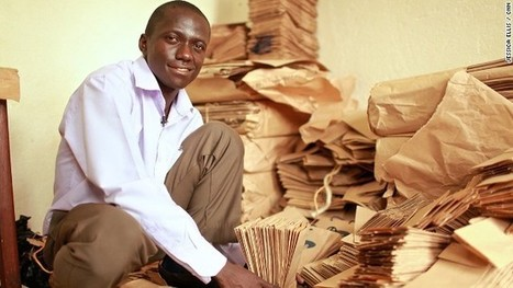 He started in his teens with just $14. Now he's a 21-year-old paper bag king | ScoopCapture | Scoop.it