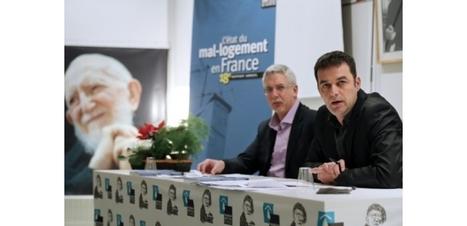 MAL_LOGEMENT: la Fondation Abbé Pierre lance une grande campagne | Le BONHEUR comme indice d'épanouissement social et économique. | Scoop.it