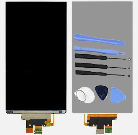 LCD Display Screen For LG G2 D800 D801 D802 D803 D805 LS980 VS980 +8 Tools Set | newest phone accessories | Scoop.it