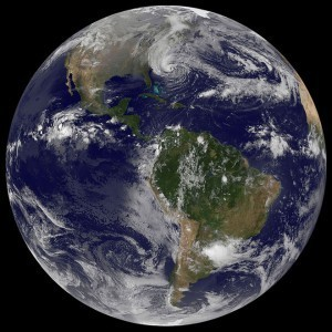 Hurricane Sandy Is Even More Impressive From Space   Weird Science   Scoop.it