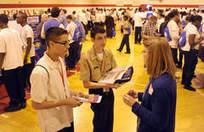 Career fair helps teens aim for the future - Lake County News Sun | High School Intellegence.Graduation | Scoop.it