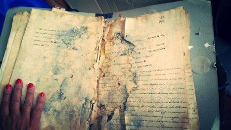 Procida, spuntano gli archivi dell'Ottocento in una cella dell'ex carcere | Généal'italie | Scoop.it