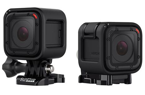 La GoPro más pequeña es ya una realidad | Tecnología 2015 | Scoop.it