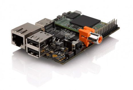 SolidRun HummingBoard Raspberry Pi-Like Board is Now Available for $45 and Up | Embedded Systems News | Scoop.it