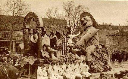 Fêtes, processions et réjouissances pittoresquesd'autrefois dans les provinces de France | Revue de Web par ClC | Scoop.it