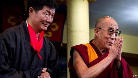 Leaders of Tibetans in exile say non-violence and democracy are key | Tibet Central | Scoop.it