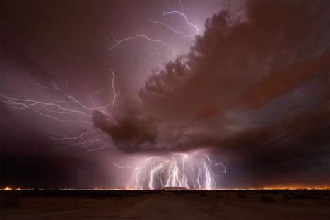 Captivating Photos of Storms › Illusion | creative photography | Scoop.it