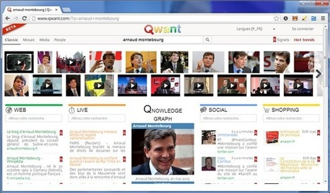 """Qwant : un concurrent de Google """"made in France"""" 