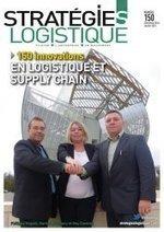 Stratégies Logistique n°150 est paru - Stratégies Logistique   Acteurs   Scoop.it