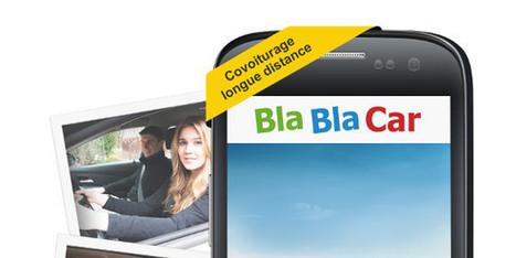 BlaBlaCar lève 100 millions de dollars - BFMTV.COM | Consommation Collaborative | Scoop.it