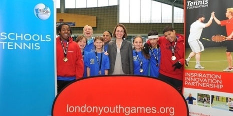 Hackney School win inaugural learning disability tennis tournament - Tennis Foundation - LTA | People with Learning Disabilties | Scoop.it