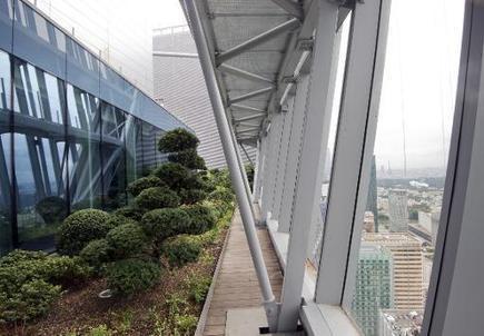 Carpe Diem, un gratte-ciel écolo, à La Défense | Créativité écologique | Scoop.it