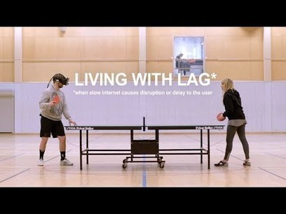 The Oculus Rift's newest trick: adding lag to real life | Technoculture | Scoop.it