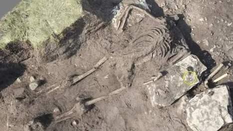 Archeologen ontdekken slachtoffers van 1.500 jaar oud bloedbad | goossens levi geschiedenis | Scoop.it