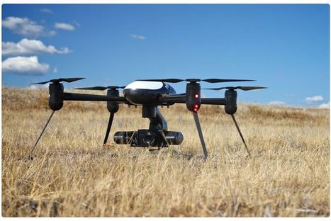 Police in North Dakota can now use drones armed with tasers | Defense Weapons | Scoop.it