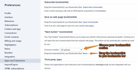 InoReader introduces the Next bookmarklet... and more!   RSS Circus : veille stratégique, intelligence économique, curation, publication, Web 2.0   Scoop.it