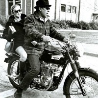 Ann Margret Needs A Little Gas Money For Her Moto Guzzi | Classic and Custom Motorcycles | Scoop.it