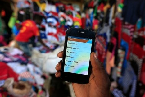 Cellphones, Not Banks, May Be Key to Finance in the Developing World   Business News & Finance   Scoop.it