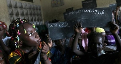 Combien d'Africains parlent leur langue? | Slate Afrique | Mauritanie | Scoop.it