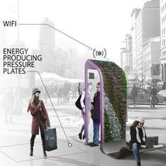 NYC Design Contest Reinvents the Payphone: Scientific American | NIC: Network, Information, and Computer | Scoop.it