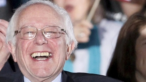 Bernie Sanders: the radical moment has begun | Paul Mason | Peer2Politics | Scoop.it