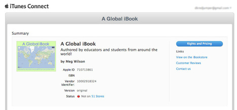 How To Publish A Class E-Book Using iTunes - Edudemic | teaching with technology | Scoop.it
