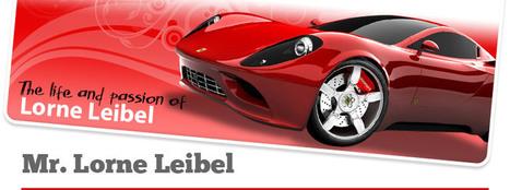Lorne Leibel   Lorne Leibel Ferrari Man   Lorne Leibel Racers   Lorne Leibel Men   Lorne Leibel Canada   Scoop.it