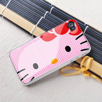 Cute Hello Kitty iPhone 4 / 4S case | Apple iPhone and iPad news | Scoop.it