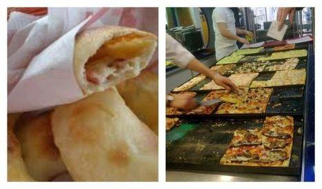 Gambero Rosso - Street Food Calabria. La pizza in teglia a Cosenza   La Cucina Italiana - De Italiaanse Keuken - The Italian Kitchen   Scoop.it