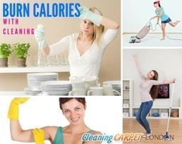 Burn Extra Calories While Doing Your Spring Cleaning! | home | Scoop.it
