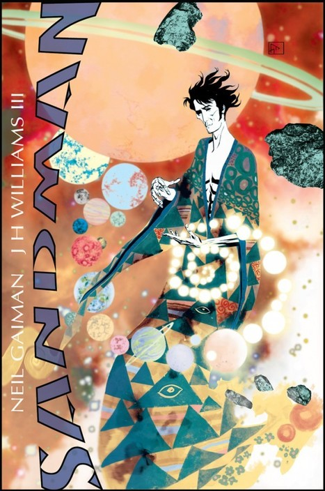 New Sandman By Neil Gaiman and JH Williams III: More Info Including New Artwork | Bleeding Cool Comic Book, Movies and TV News and Rumors | Comic Books | Scoop.it