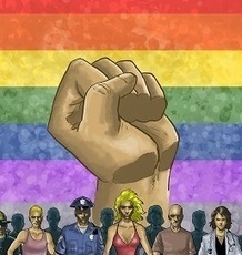 """Stonewall Riots"" Comic Reaches $4000 of $9000 Goal - Lez Get Real 