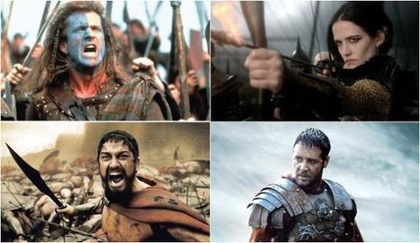 Los mayores gazapos del cine épico | Mundo Clásico | Scoop.it