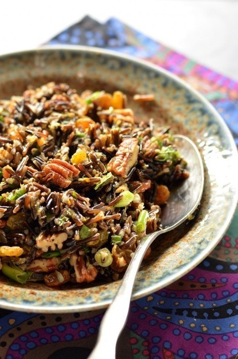 #HealthyRecipe / Nutted Wild Rice | Healthy Recipes and Tips for Healthy Living | Scoop.it