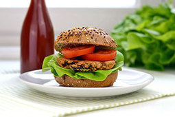 The McDougall Newsletter McVeggie Burgers | My Vegan recipes | Scoop.it