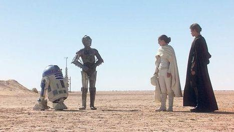 Die Mythologie der «Star Wars»-Saga: Erlöserkult und Dekadenz | The German Trauma | Scoop.it
