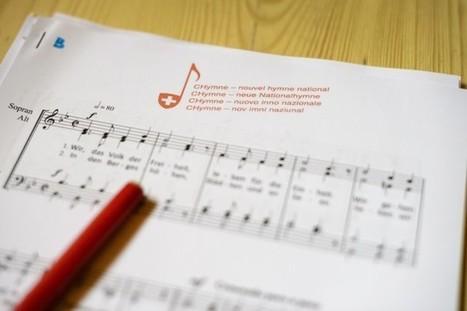 La Suisse à la recherche d'un nouvel hymne national   Nina LARSON   Europe   adzva   Scoop.it