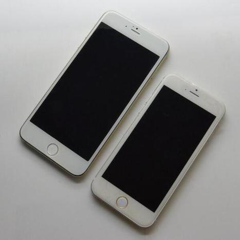 iPhone 6 new video uploaded by Chinese Blog | eTechcrunch.com | Scoop.it