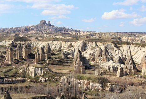 Turkey: Vast 3000BC underground city discovered in Nevşehir is the size of 65 football pitches   Clássicas   Scoop.it