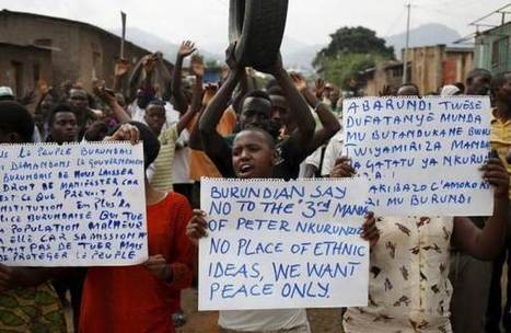 U.N. appoints Senegalese diplomat to mediate peace talks in Burundi | International aid trends from a Belgian perspective | Scoop.it