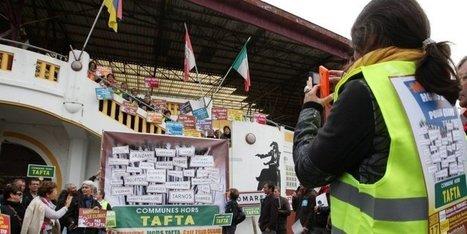 Landes : l'opposition au Tafta s'affiche le long des routes et dans les communes - Sud Ouest | CC MACS | Scoop.it